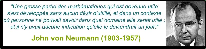 von Neumann fr