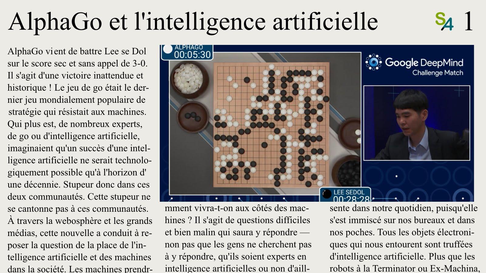 1 AlphaGo