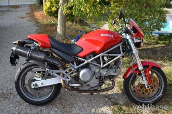 ducati monster 620 ie capirex parts list catalog manual 2004