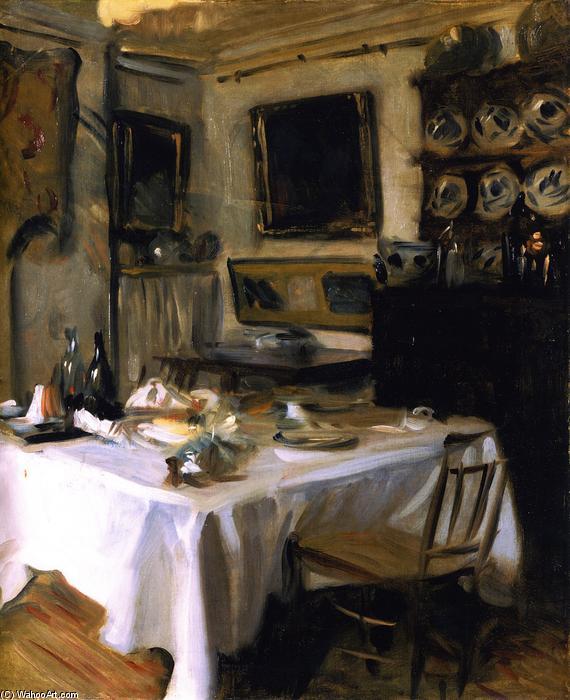 ma salle à manger ( également connu sous le nom le déjeuner Tableau