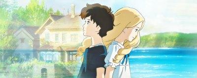 Le Nouveau Film Des Studios Ghibli Souvenirs De Marnie S Affiche