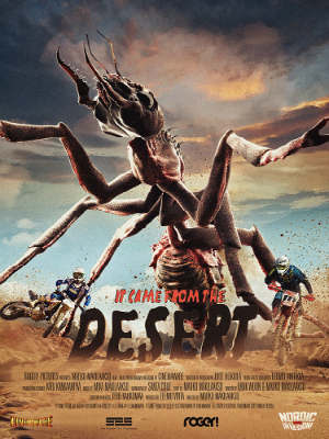 It Came From the Desert Français BDRiP
