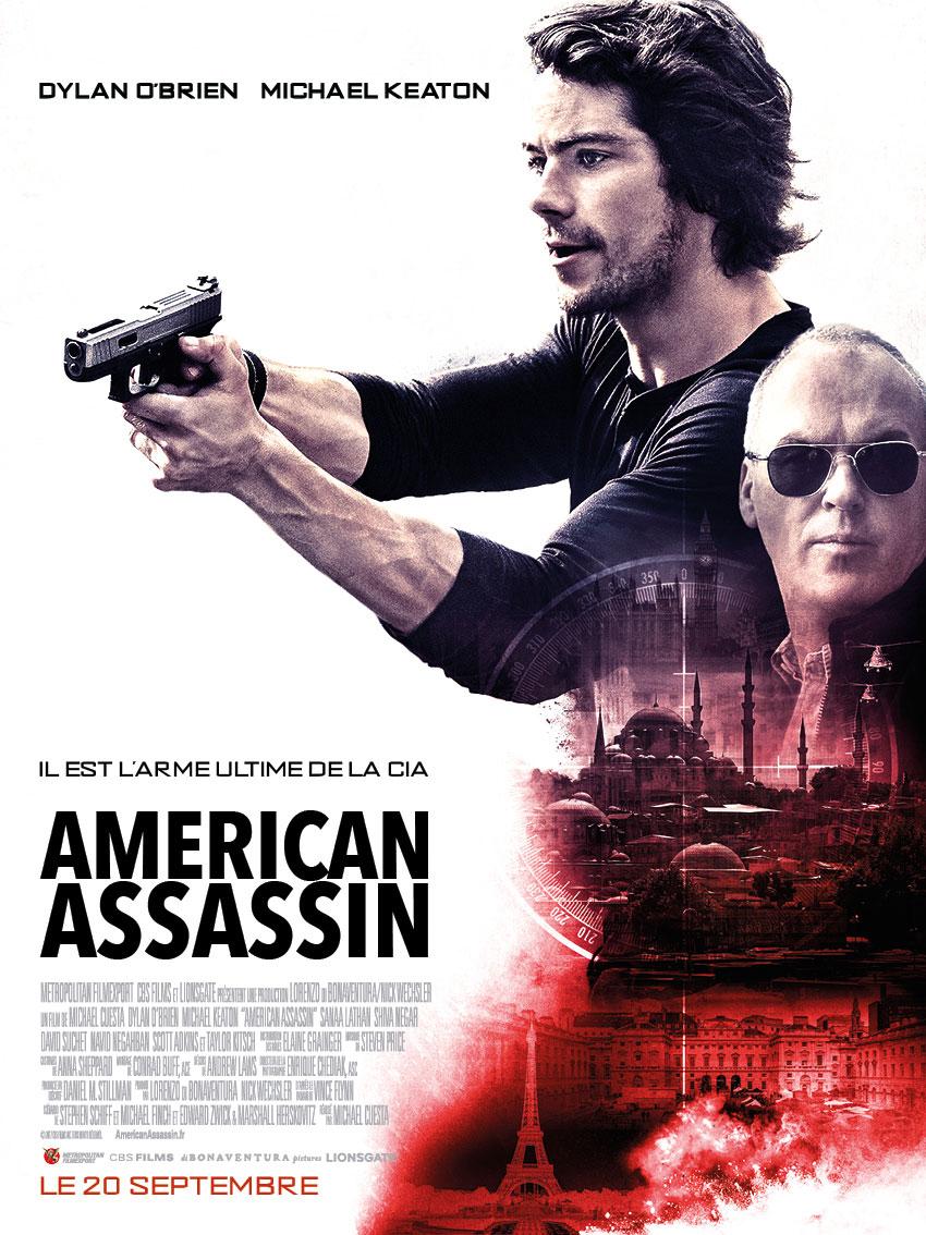 American Assassin Français TS
