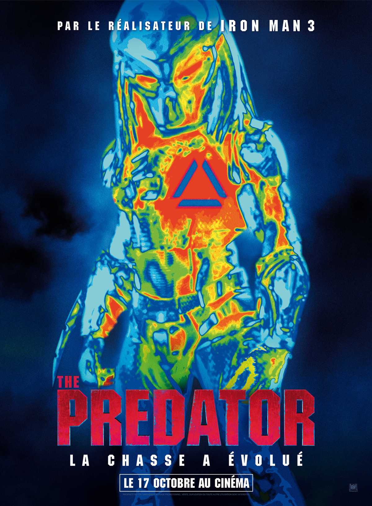 The Predator Truefrench TS
