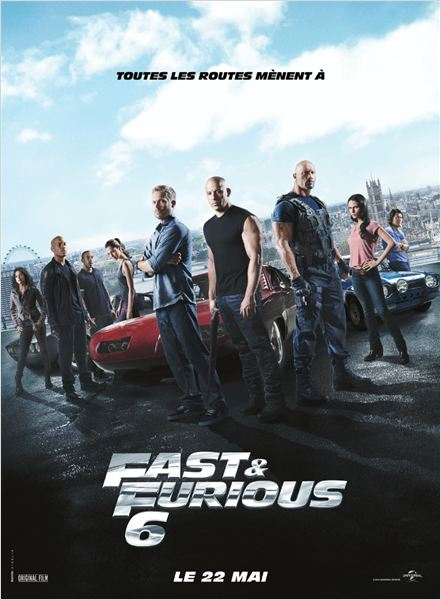 Fast & Furious 6  FRENCH  [CAM]