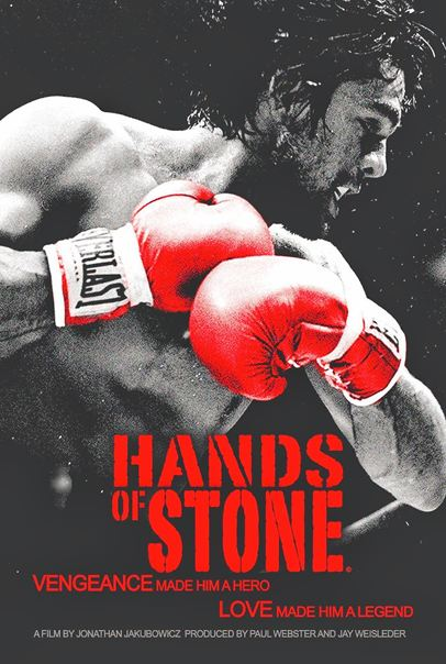 Hands Of Stone [BDRip] Francais