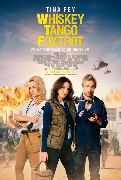 Whiskey Tango Foxtrot [BDRip] [MULTI]