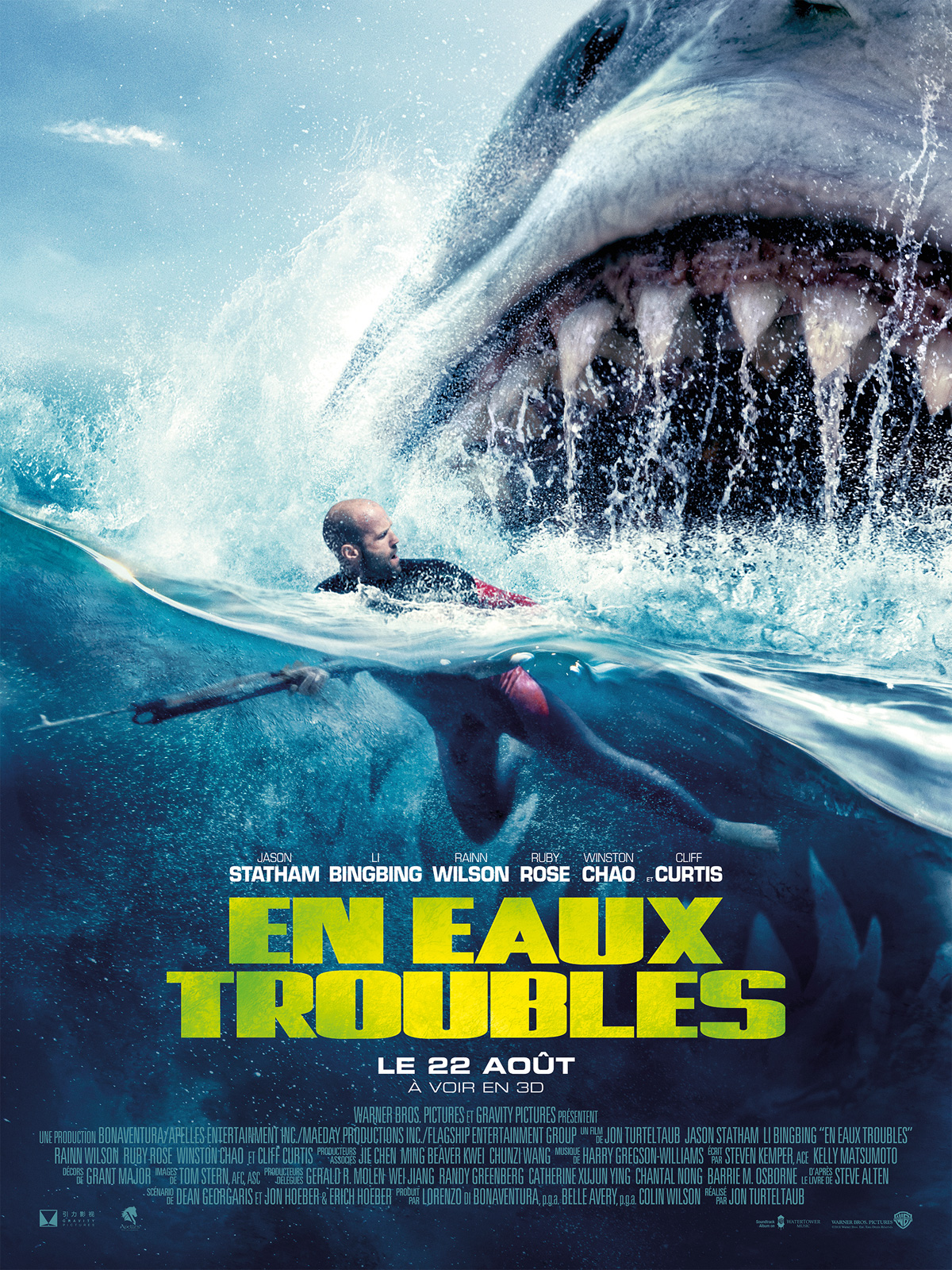 En eaux troubles Truefrench HDRiP