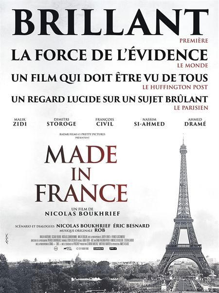 Made in France [Blu-Ray 1080p] [Francais]