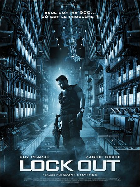 Lock Out | Multi | DVDRiP