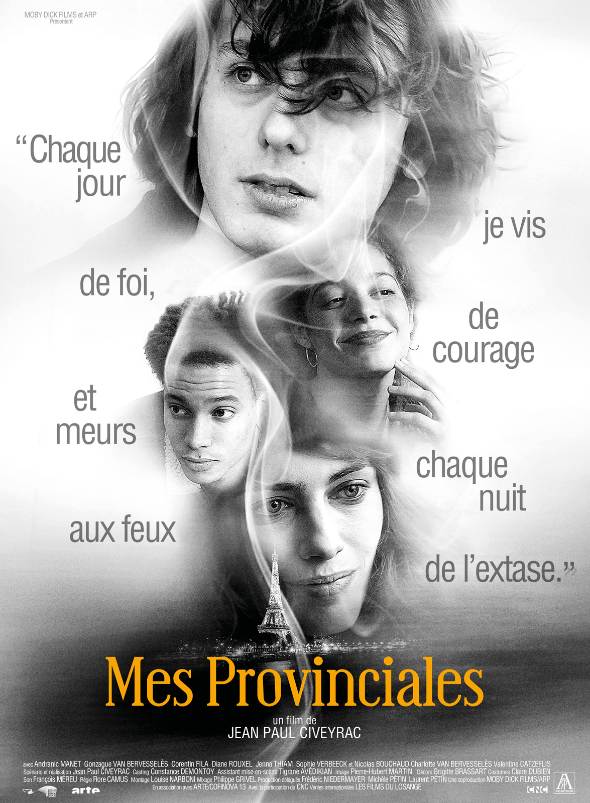 Mes Provinciales Français HDRiP