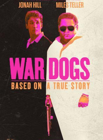 WAR DOGS : Affiche