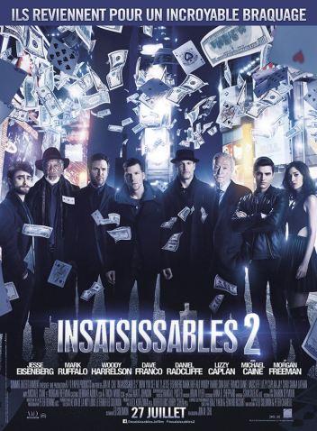 INSAISISSABLES 2 : Affiche