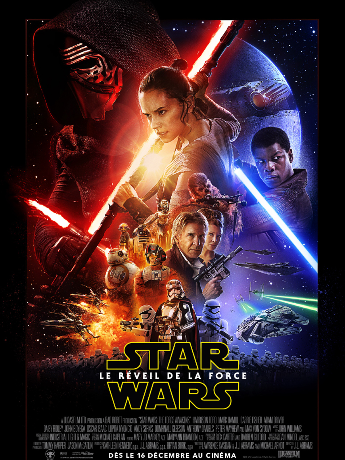 r�sum� du film star wars
