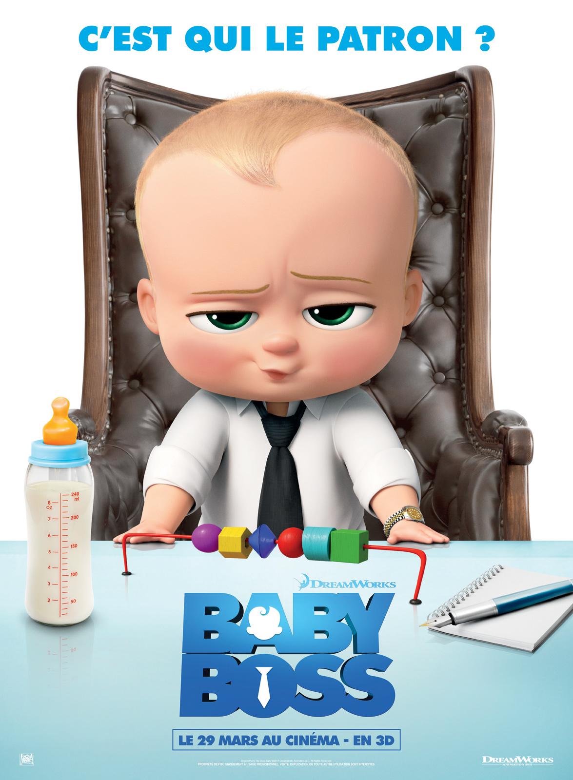 Baby Boss Français HDRiP