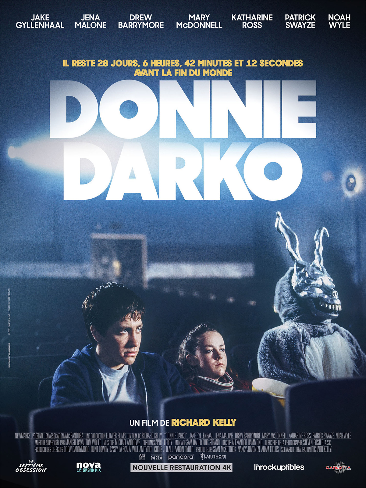 La Chambre Bleue Synopsis Donnie Darko Film 2002 Allociné