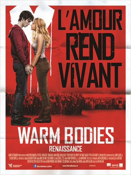 Warm Bodies |FRENCH| [DVDRiP]