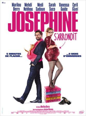 Joséphine s'arrondit : Affiche