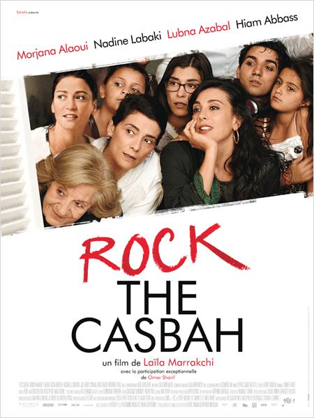 Rock the Casbah [DVD-R] [MULTI]