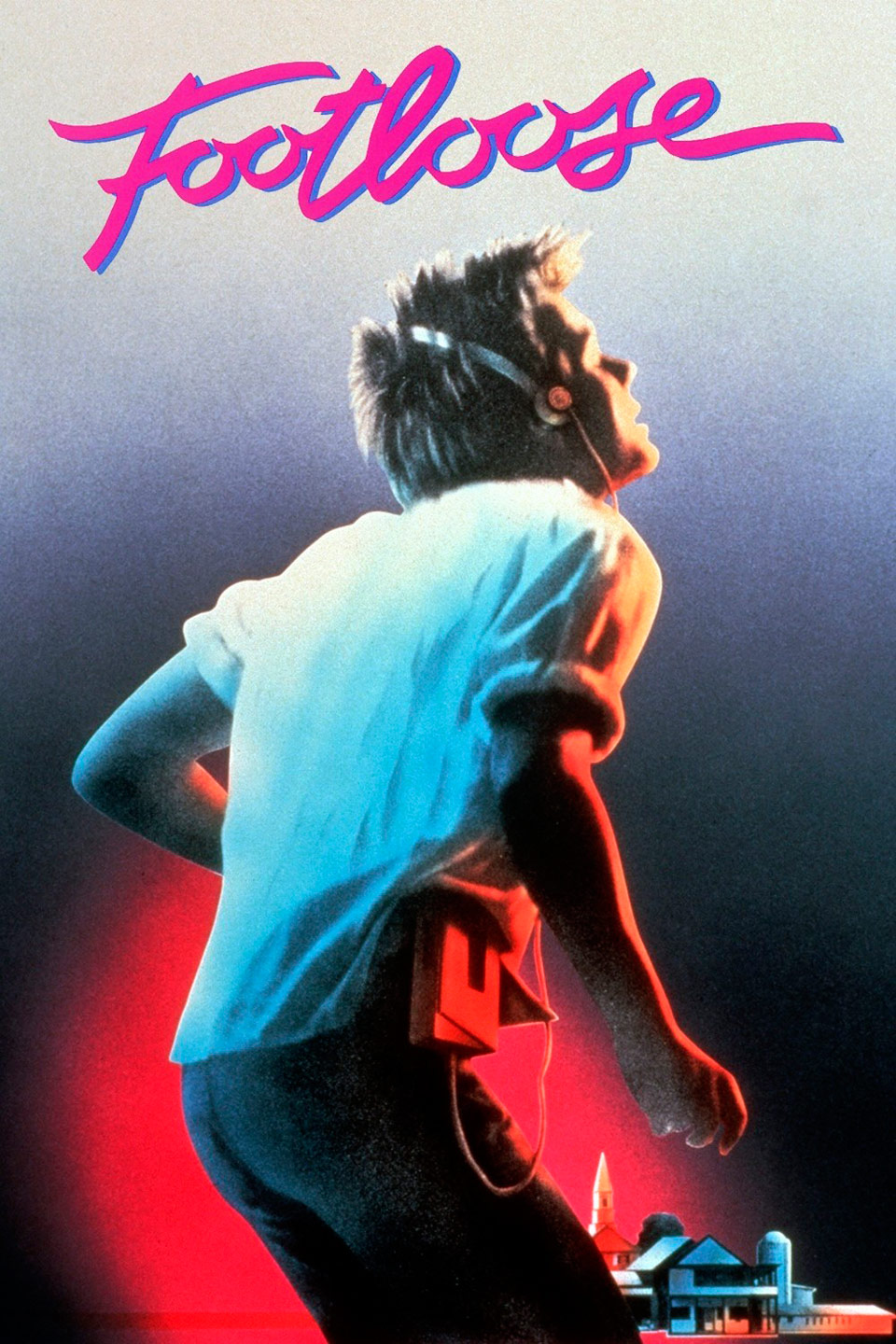 Mobile De Allemagne Affiche Du Film Footloose - Affiche 2 Sur 2 - Allociné