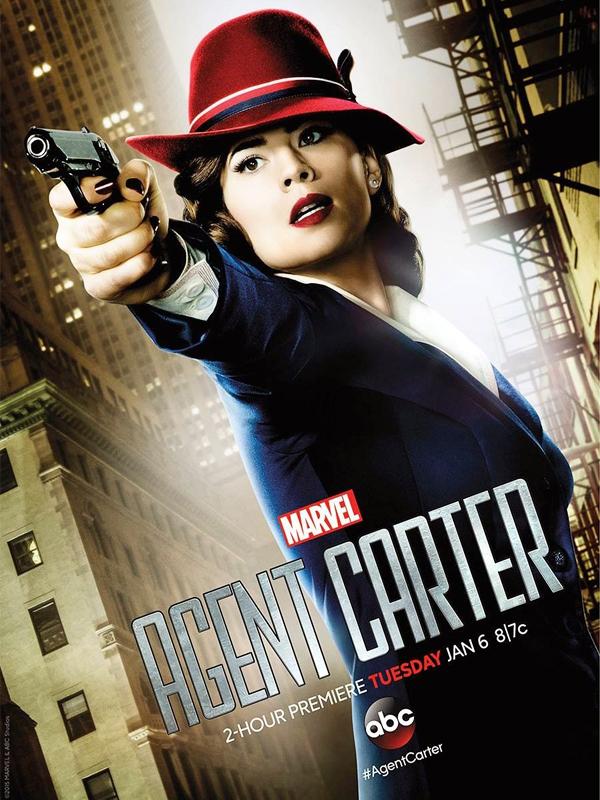 Agent Carter Saison1 EP[02/08] |VOSTFR| [HDTV]