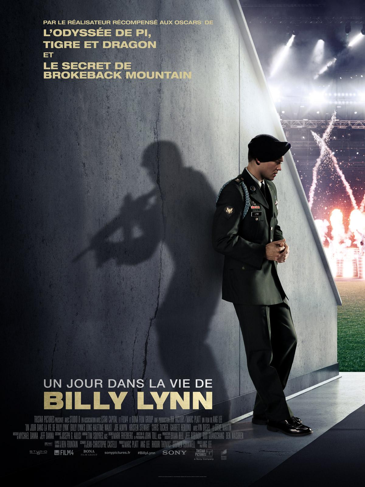 Un jour dans la vie de Billy Lynn Truefrench BRRiP