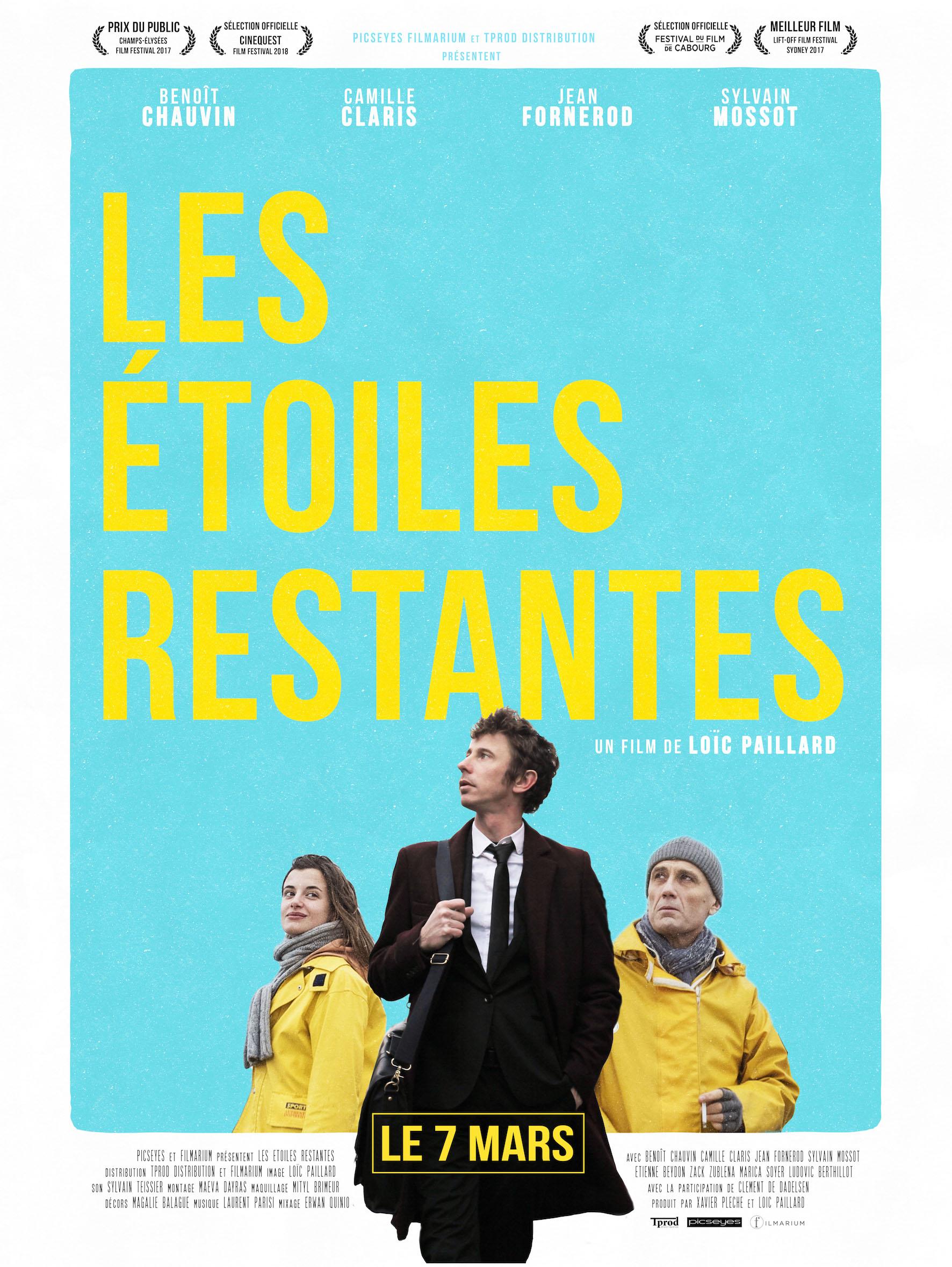 Les Etoiles Restantes Français HDRiP