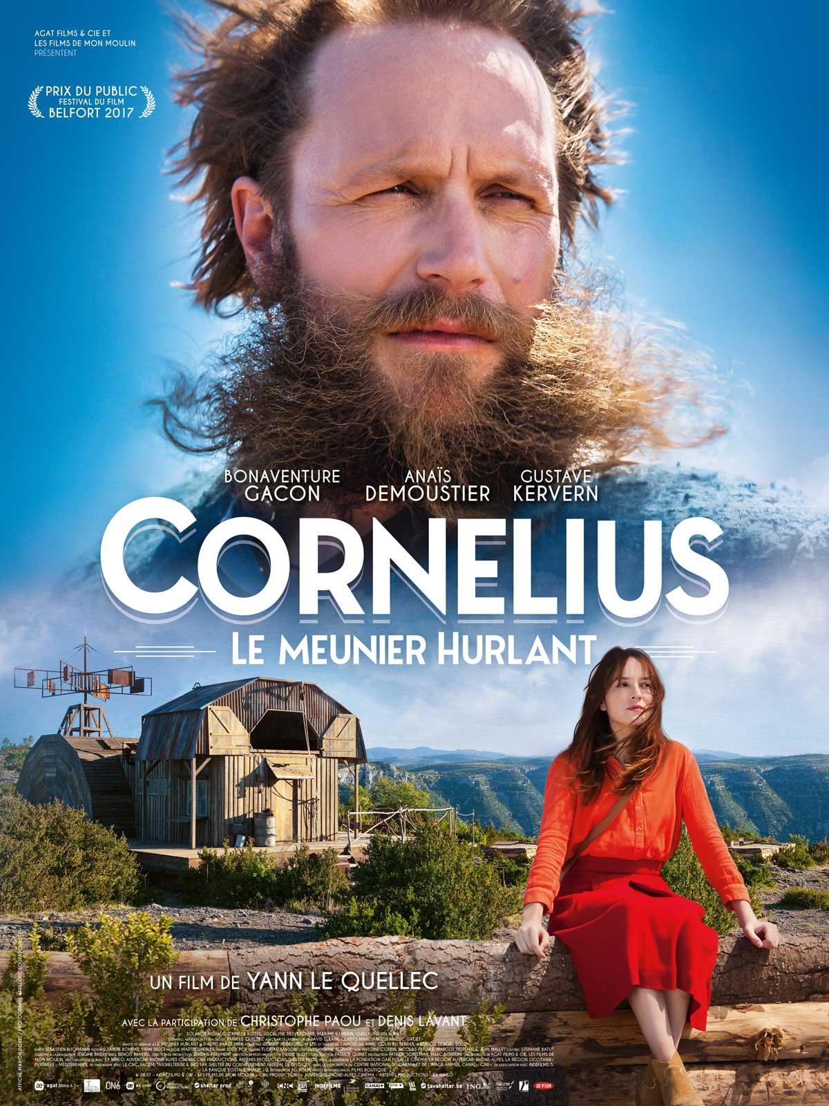 Cornélius, le meunier hurlant Français HDR
