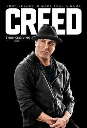 Creed- L'Héritage de Rocky Balboa : Affiche