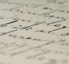 lettre