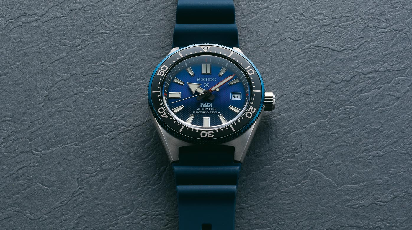 Montre Style Marin Seiko Attraction Sous Marine Style And Tendance