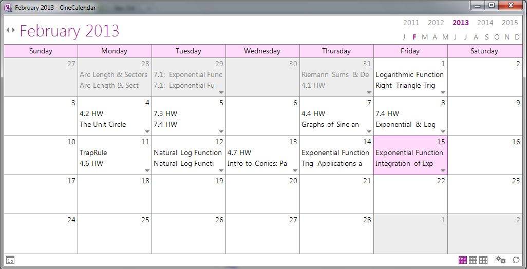 Monthly Calendar Pages To Print 2016 Calendars Printfree Printable Monthly 2016 A Fantastic Suite Of Add Ins For Ms Onenote Fractads