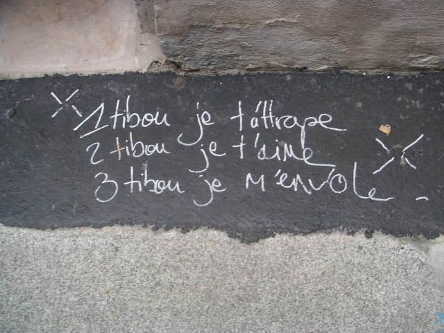 paris tibou 2005