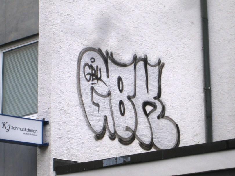 Street Art Freiburg DE 08.06.12 graffiti GBK (1)