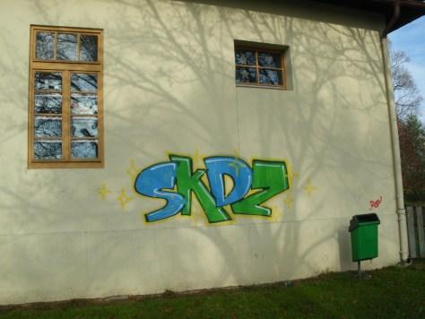 graffiti skdz Morteau 11.2012