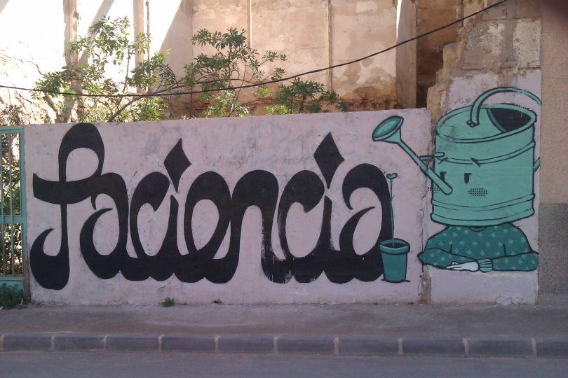 paciencia-graffiti-cartagena