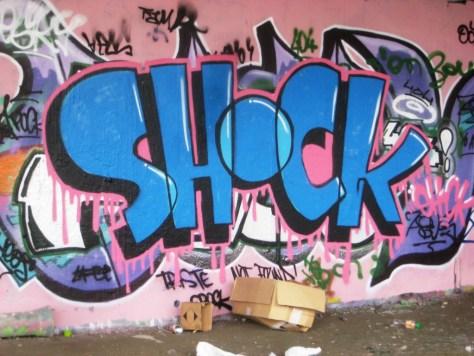mars 2013 - besancon - shock - graffiti