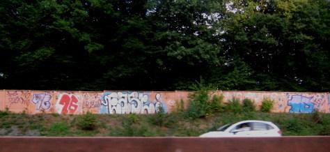 East, 16 - graffiti - belfort 2013