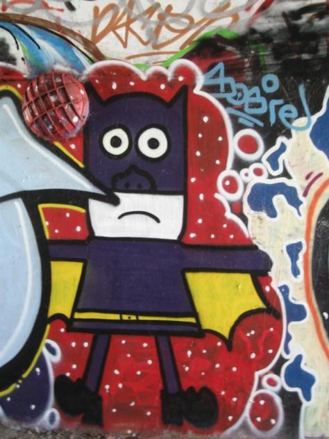 graffiti Rennes Aout 2012 Horus (2)