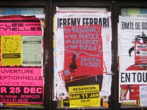 resistance fertile, aeroport futile, affiche, besancon, dec 2013_