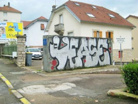 Vease - graffiti - besancon - septembre 2014