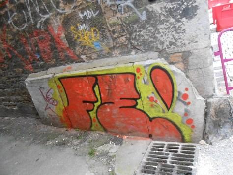 besancon - Fe - graffiti