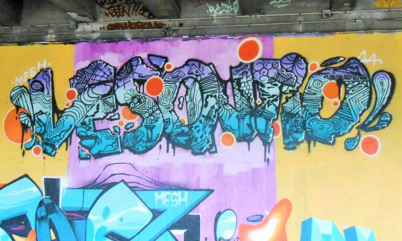 besancon, jam graffiti octobre 2014 VESONTIO