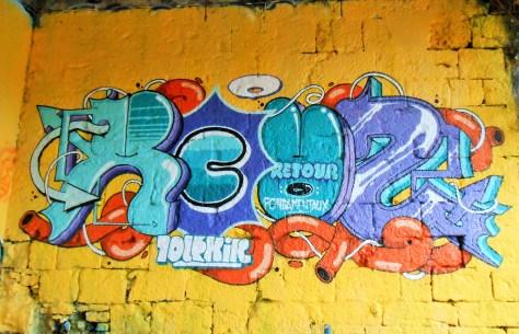 besancon, jam graffiti octobre 2014 XKUZ