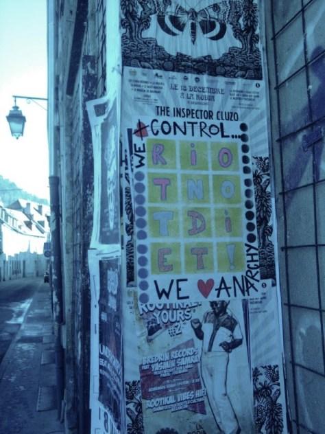 riot not diet, 2015, besancon