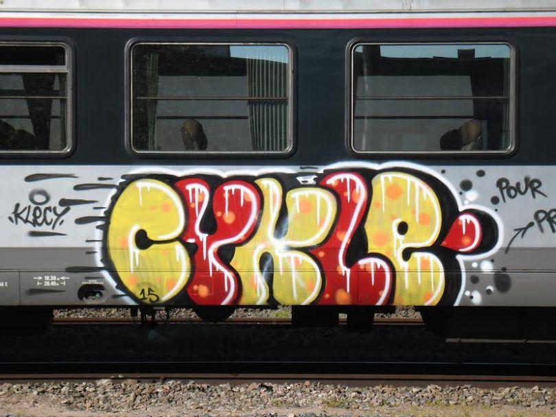 zyla, cykle - train, graffiti - belfort 2015 (2)