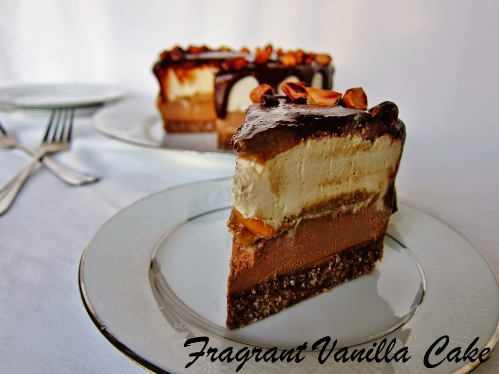 Snickers Kuchen Torte Raw Snickers Cheesecake Fragrant Vanilla Cake