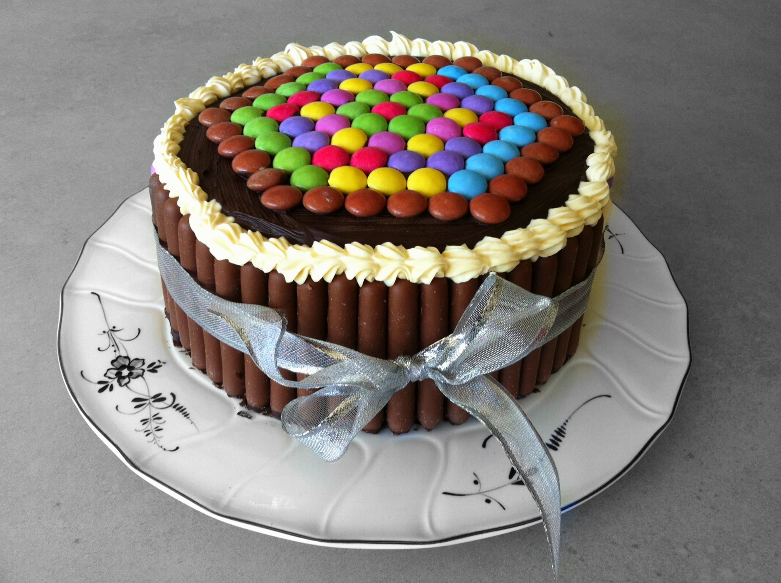 Idee Decoration Gateau Au Chocolat Decoration Gateau Chocolat Anniversaire Decoration For Home