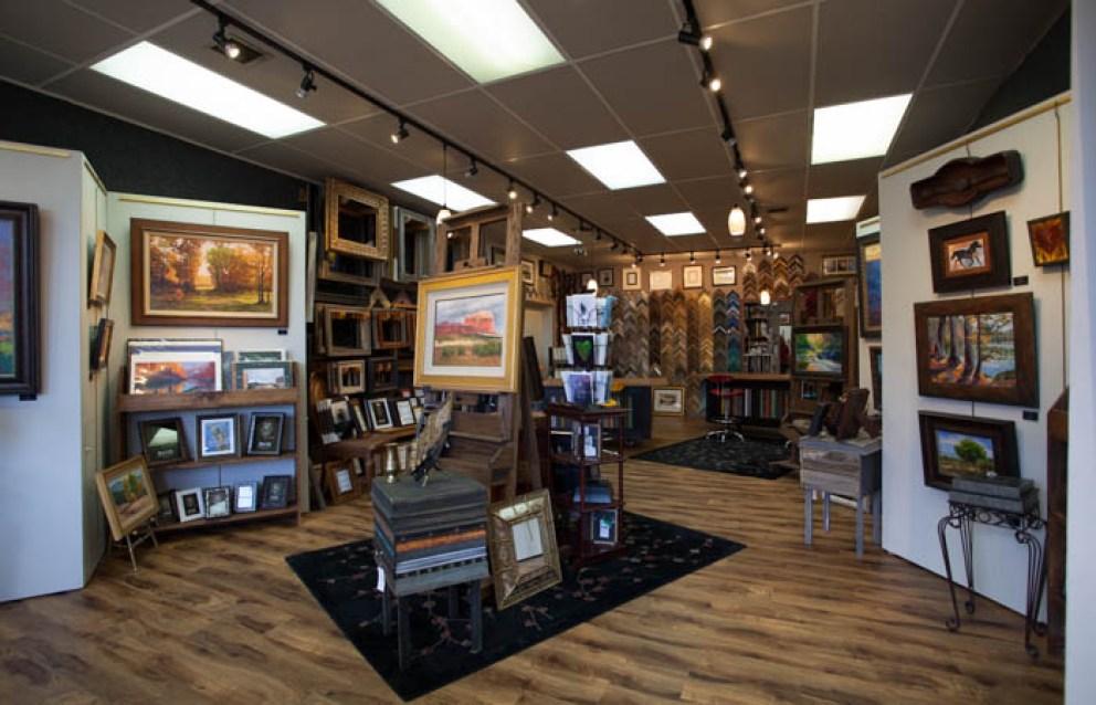 Prescott Art Gallery and Frame Shop