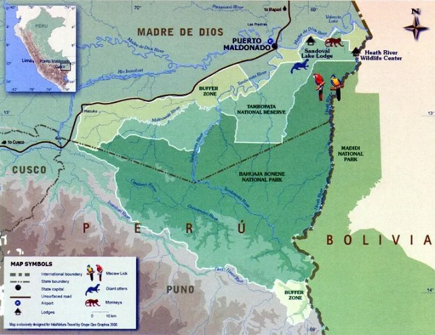 Tambopata_map